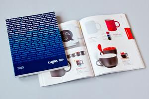 Katalóg reklamných a darčekových predmetov Lugas 2015